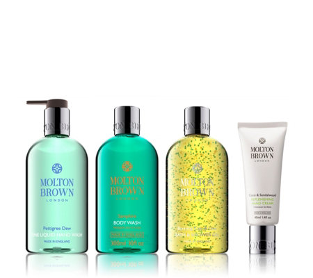 Molton Brown 4 Piece Hand and Body Collection
