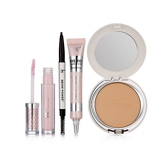 IT Cosmetics 4 Piece Your Most Naturally Pretty Collection