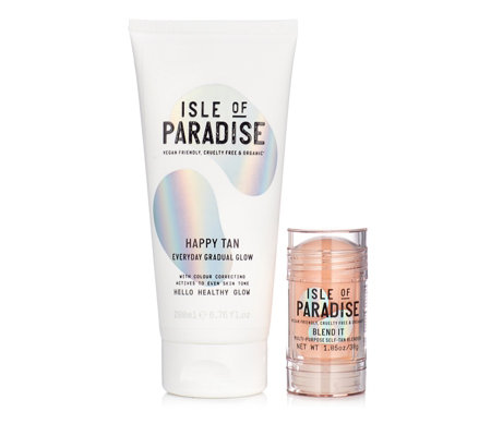 Isle of Paradise 2 Piece Gradual Tan Collection
