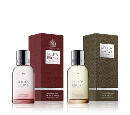 Molton Brown The Absolute 50ml Fragrance Duo