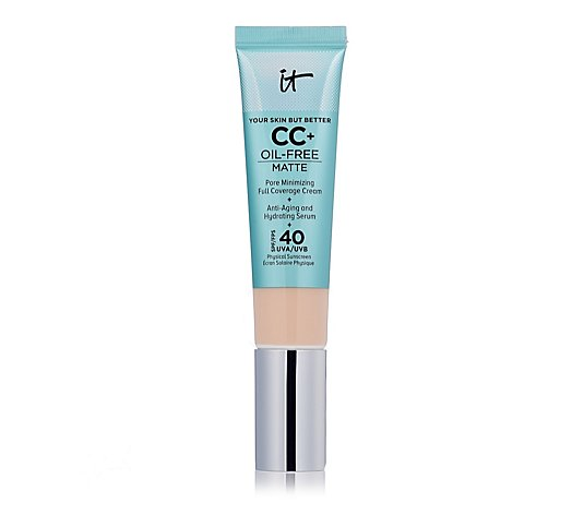 IT Cosmetics Full Coverage SPF 40 CC+ Oil-Free Matte 32ml