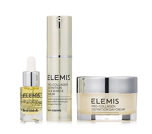 Elemis Pro-Collagen Definition Targeted Treatment Trio