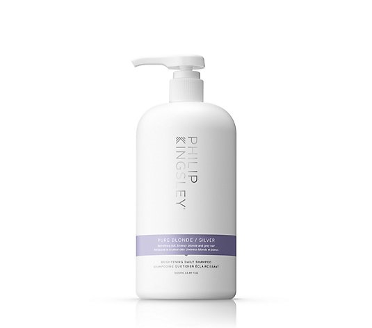 Philip Kingsley Pure Blonde/Silver Brightening Daily Shampoo 1 Litre