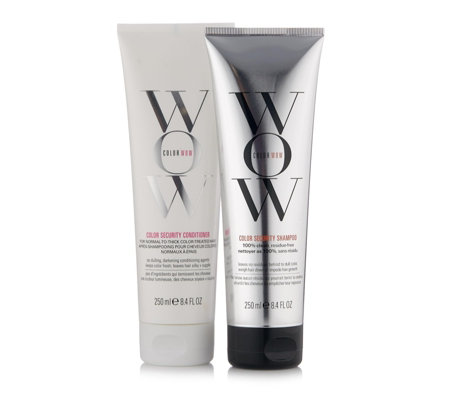Color Wow 2 Piece Colour Security Shampoo & Conditioner