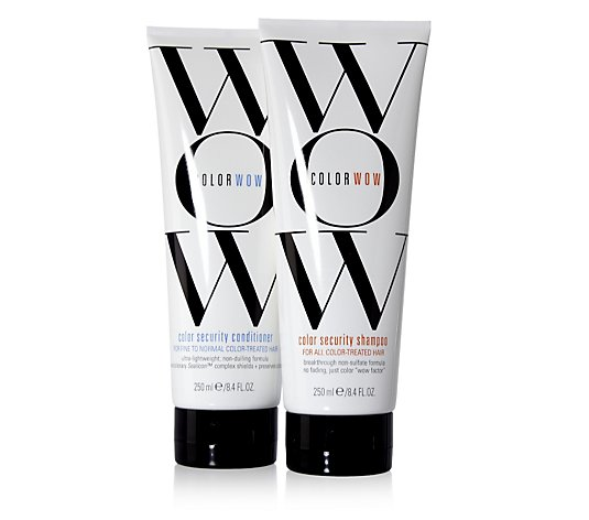 Color Wow 2 Piece Colour Security Shampoo & Conditioner 250ml