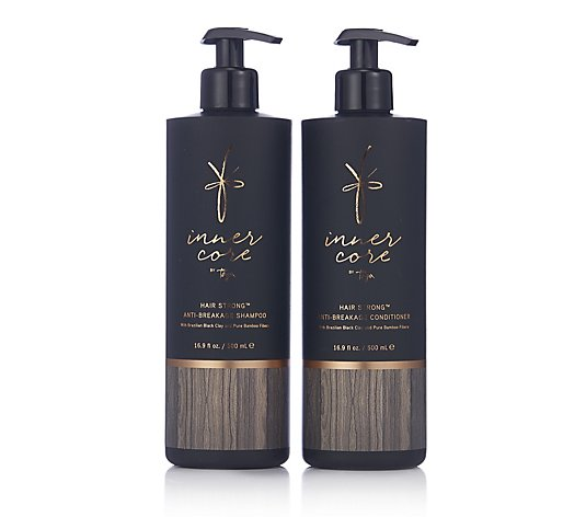 Taya Inner Core Anti-Breakage Supersize Shampoo & Conditioner Duo 500ml