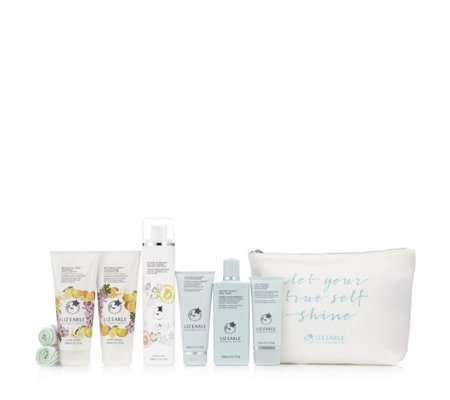 Liz Earle 6 Piece Your Time To Shine Skin & Hair Collection