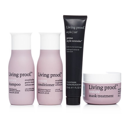Living Proof 4 Piece Restore Discovery Collection