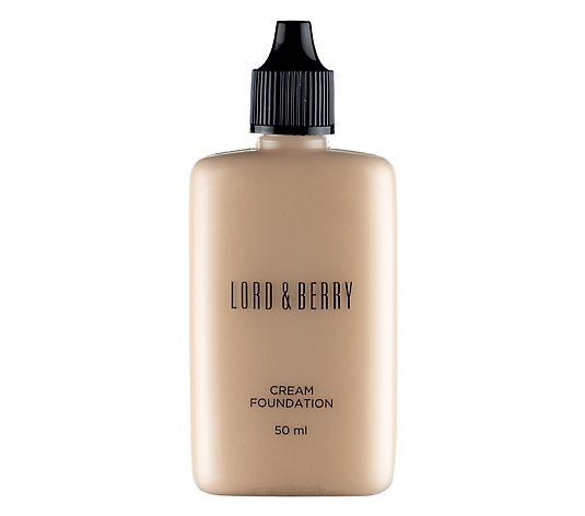 Lord & Berry Cream Foundation