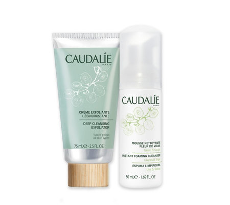 Caudalie Clean and Smooth Duo Caudalie