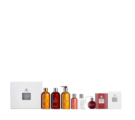 Molton Brown 6 Piece Luxurious Bath & Body Collection