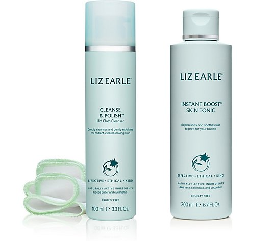 Liz Earle Cleanse & Polish & Tonic Perfect Partners