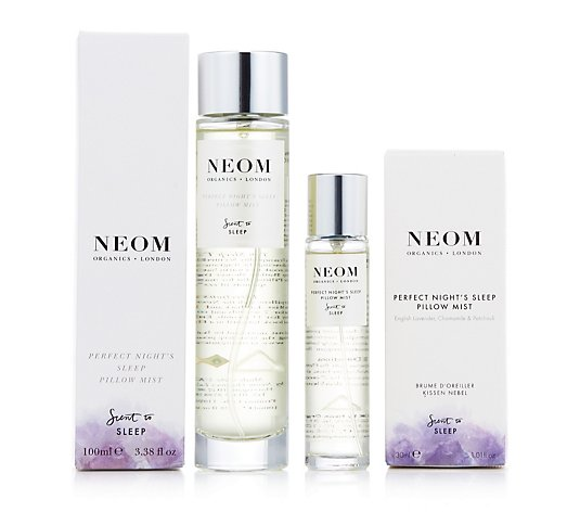 Neom Pillow Mist Home and Away Collection