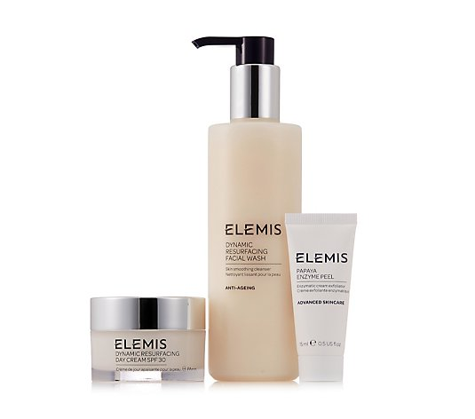 Elemis Dynamic Resurfacing & Exfoliation Routine