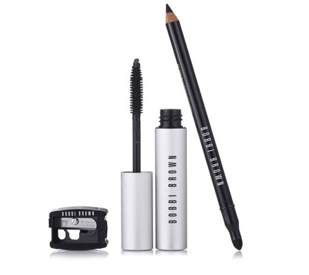 Bobbi Brown Smokey Eye Mascara & Smokey Eye Kajal Liner