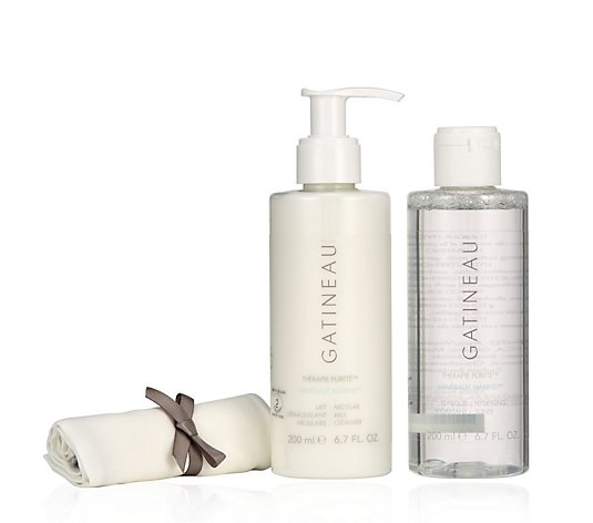 Gatineau Therapie Purete Cleansing Milk & Toner Duo