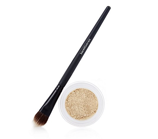 Bareminerals Well-Rested Eye Brightener SPF 20 2g & Shade & Diffuse Brush