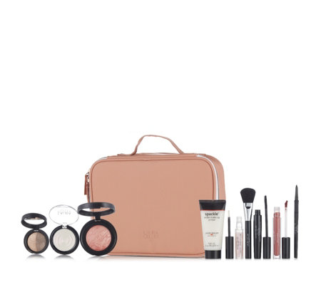 Laura Geller 9 Piece Make-Up Collection & Train Case