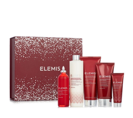 Elemis Frangipani Monoi 5 Piece Blockbuster Collection