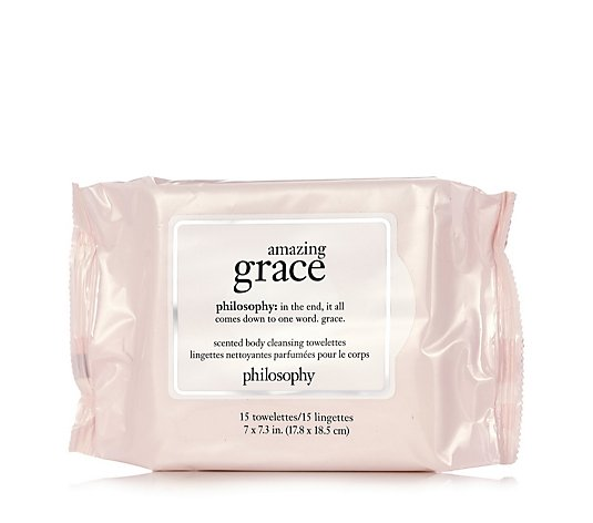 Philosophy Amazing Grace Towelettes