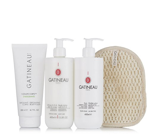 Gatineau 3 Piece Supersize Smooth & Glow Body Collection