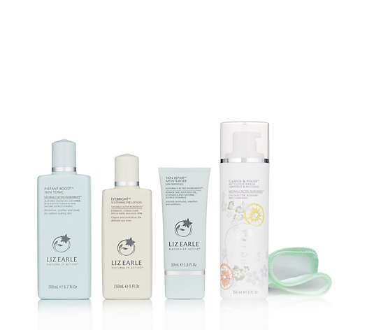 Liz Earle British Beauty Icons Collection