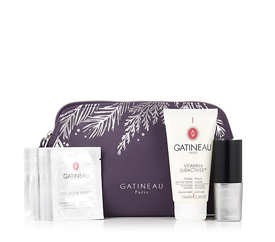 Gatineau 3 Piece Age Benefit Regenerating Night Elixir Set