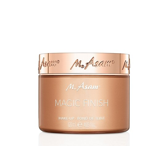 M. Asam Megasize Magic Finish Makeup Mousse 120ml