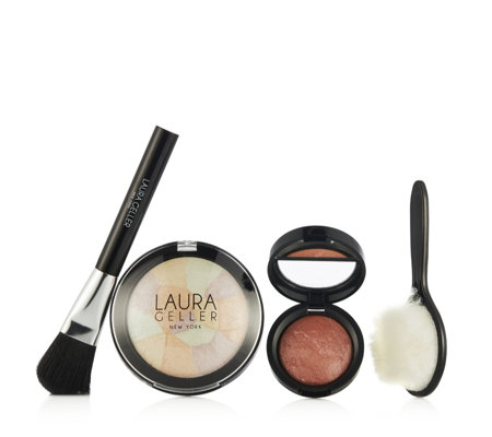 Laura Geller 4 Piece Strobe Collection