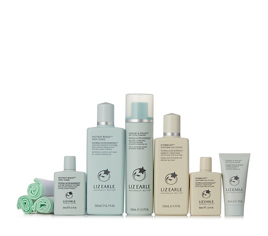 Liz Earle Cleanse & Refresh Home and Away Heroes