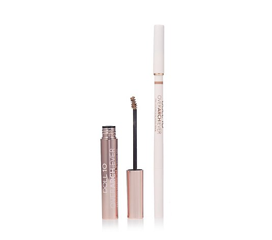 Doll10 Over Archiever Microblading Pencil & Brow Gel