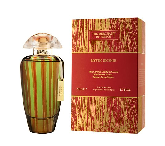 Merchant of Venice Mystic Incense 50ml Eau de Parfum