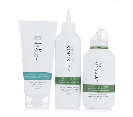 Philip Kingsley Flaky Itchy and Moisture Balance Collection