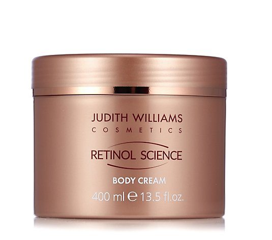Judith Williams Retinol Science Body Butter 400ml