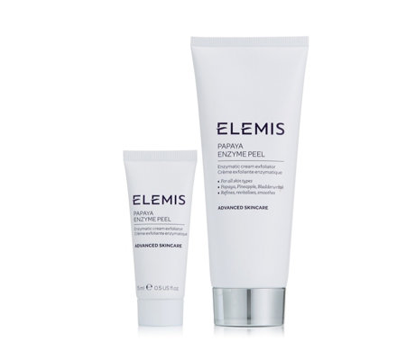Elemis Supersize Papaya Enzyme Peel Home & Away