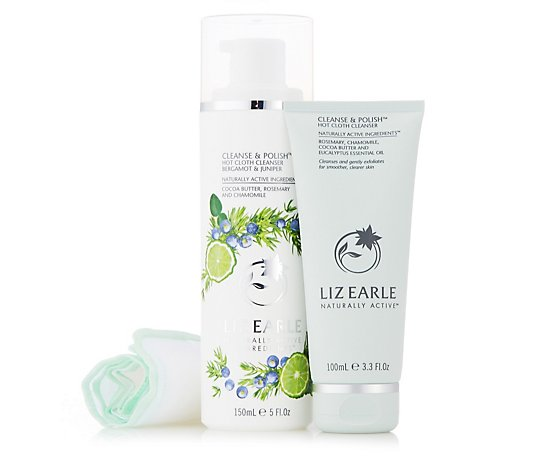 Liz Earle Iconic Cleansing Duo