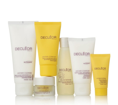 Decleor 6 Piece Anti-Ageing Radiance Collection