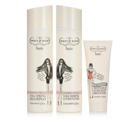 Percy & Reed 3 Piece Hair Repair Collection