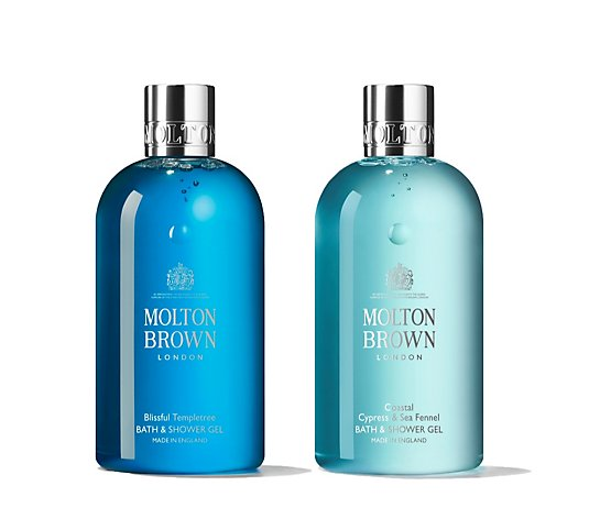 Molton Brown Tranquil Seas 2 Piece Bathing Collection