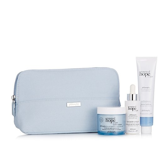 Philosophy 3 Piece Summer Skin Ready Collection