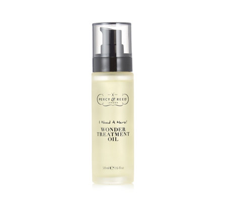 Percy & Reed Perfectly Perfecting Wonder Treatment Oil+ 50ml