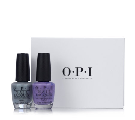 OPI 2 Piece Lilac It Collection