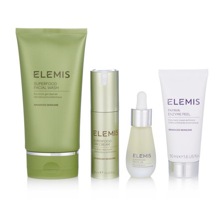 Elemis 4 Piece Superfood Skincare Collection