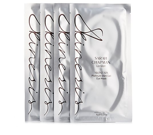 Sarah Chapman Skinesis Platinum Stem Cell Eye Mask