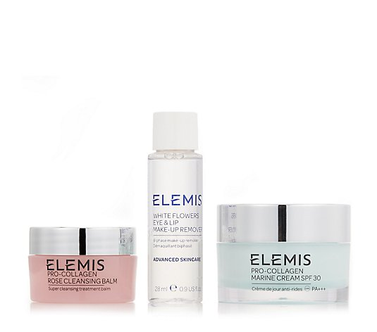 Elemis Pro-Collagen SPF 30 3 Piece Collection