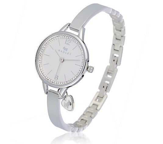 Radley London Love Lane Stainless Steel Bangle Watch