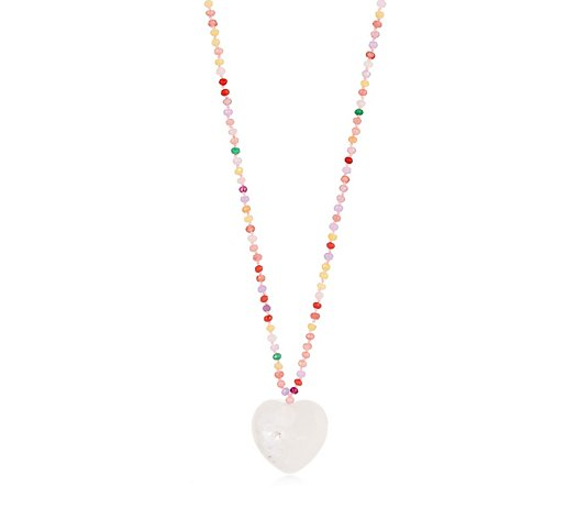 Lola Rose Semi Precious Deauville Necklace