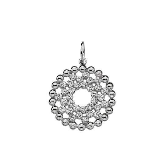 Emozioni Passion Layer Pendant Sterling Silver