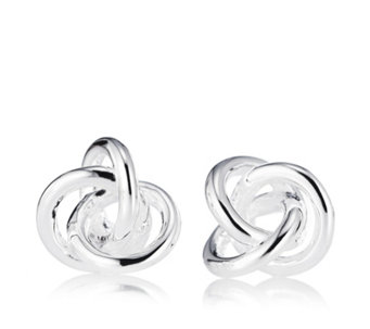 c4873aa26 Links of London Love Knot Stud Earrings Sterling Silver - 329403