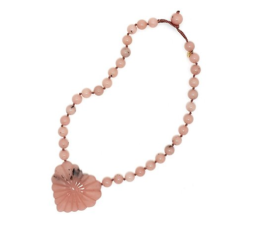 Lola Rose Paige Semi Precious 47cm Necklace